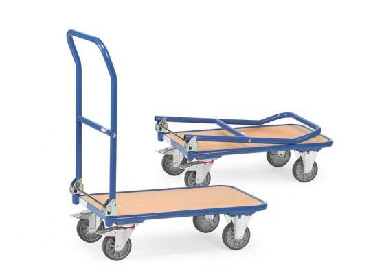 Folding Trolley on Wheels