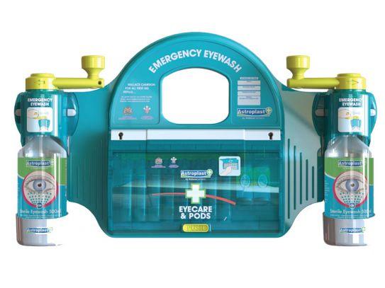 Large Emergency Eyewash Station