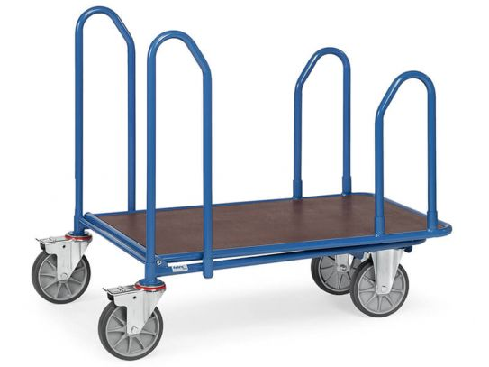 Long Load Cash and Carry Trolley