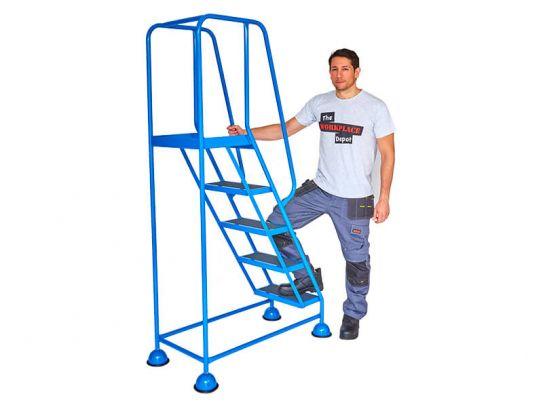 Mobile Platform Steps
