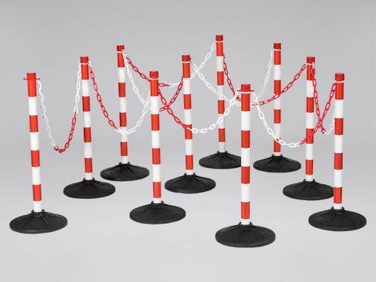 Plastic Chain Posts
