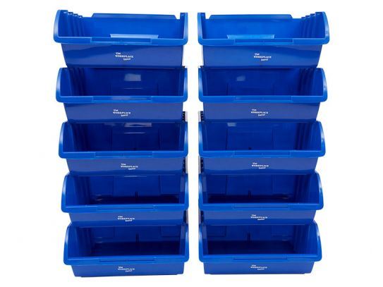 Plastic Parts Bins