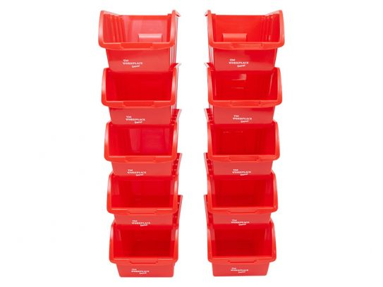 Plastic Small Parts Bins