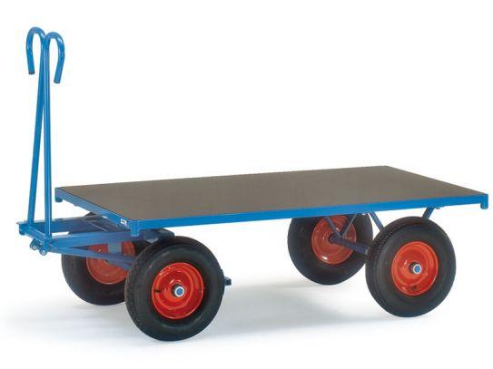 4 Wheel Hand Cart
