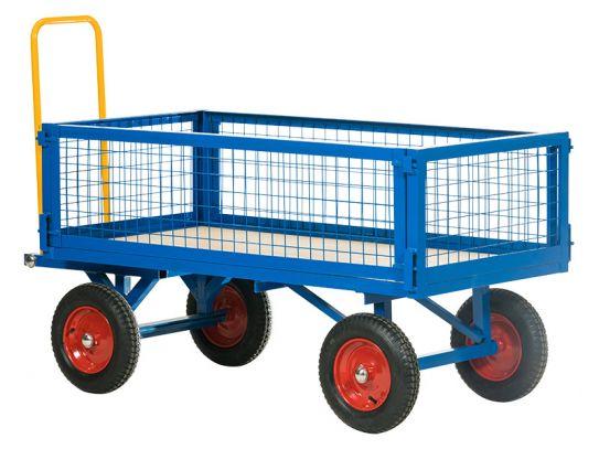 Pull Along Cart