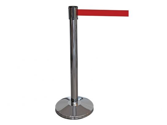 Retractable Barrier Posts