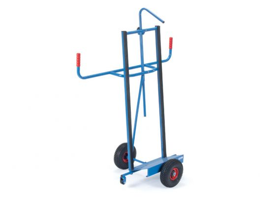 Sheet Material Cart with Stabiliser