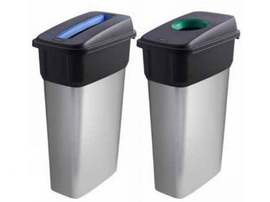 Slim Recycling Bins