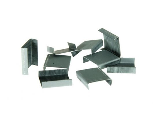 Snap On Seals for Steel Strapping
