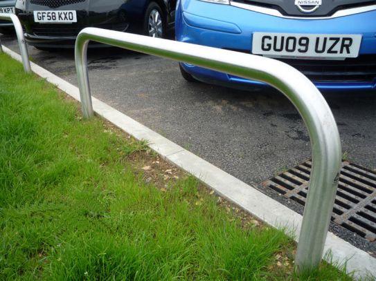 Steel Hoop Barriers