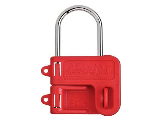 Steel Lockout Hasp