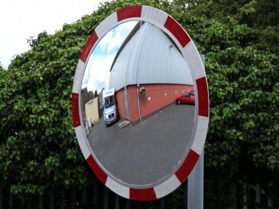 Road Mirror