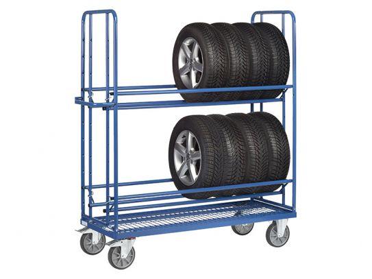 Tyre Racking Trolley