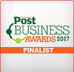 Nottingham Post Business Awards 2017 Finalist