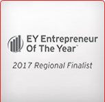EY Entrepreneur of the Year 2017 Finalist