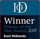 IOD Director of the Year Awards 2017 Winner