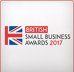 British Small Business Awards 2017 Finalist
