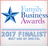 Family Business Awards Best use of Digital 2017 Finalist