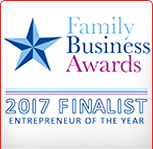 Family Business Awards Entrepreneur of the Year 2017 Finalist