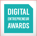 Digital Entrepreneur Award 2017 Finalist