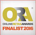 ONLINE RETAIL AWARDS 2016 FINALIST