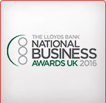 NATIONAL BUSINESS AWARDS 2016 FINALIST
