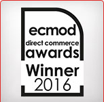 ECMOD DIRECT COMMERCE AWARD 2016 WINNER