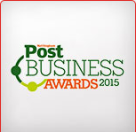 NOTTINGHAM POST BUSINESS AWARDS 2015 WINNER