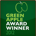 GREEN APPLE AWARD 2012 WINNER
