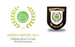 GREEN HEROES 2013