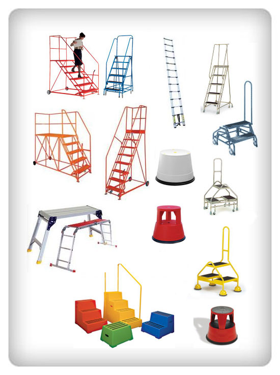 Office ladders and access platforms