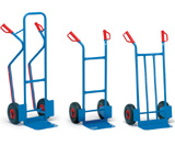 Hand truck for offices and warehouses