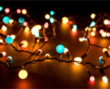 Christmas lights safety equipment in your office workplace