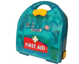 Premier Workplace 1st aid kit including shears or scissors