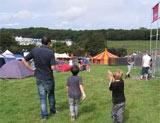 Organising festivals