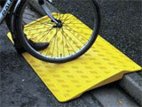 Pavement ramps