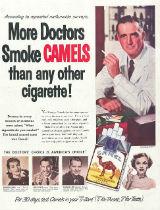 1950's Smoking Advert