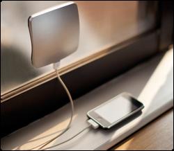 Solar Battery Phone Recharger